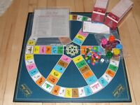 Trivial Pursuit Baby Boomer Excellent Condition