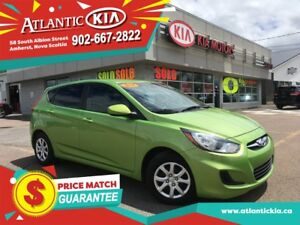 2014 Hyundai Accent GL ONE OWNER/LOCAL TRADE/DEALER MAINTAINED