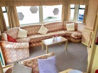 STATIC CARAVAN 12ft WIDE - FREE SITE FEES FOR 17 / 18 - ESSEX FACILITIES AND SWIMMING POOLS