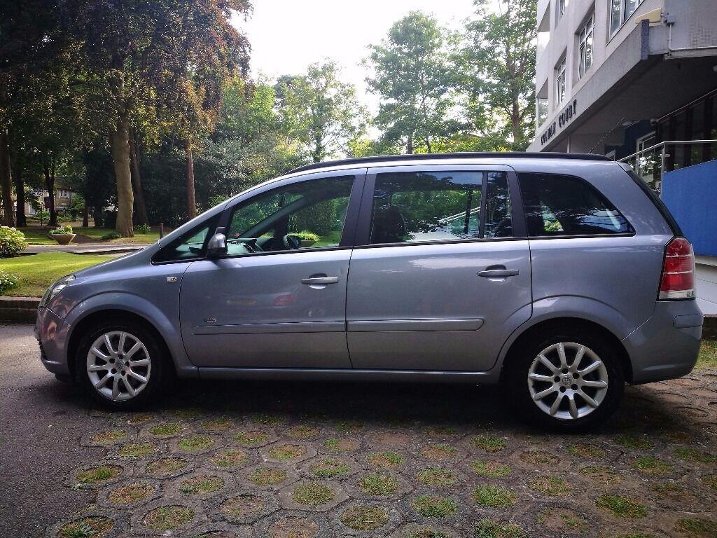 Vauxhall Zafira 2006