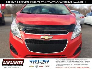 2015 Chevrolet Spark LOW KILOMETERS + AUTOMATIC