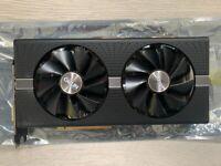 Graphic card Radeon RX580 4GB