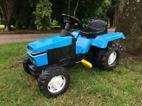 Ford ride on Tractor Toy