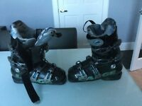 Lange mouldable ladies ski boots