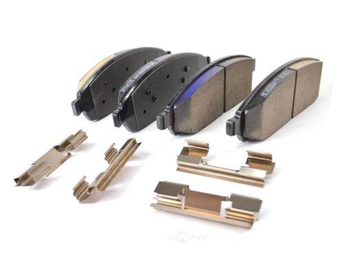 2 Front Mopar 5080868AC Disc Brake Pad Installation Kit-VIN
