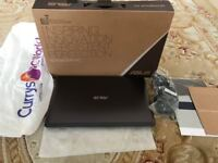 Asus Laptop i3 TOUCHSCREEN HDMI 500GB charger & box with Webcam built in speakers computer