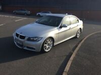 bmw 3 series 320d m sport auto hpi clear fsh, not 325 330 335 520 525 530 535