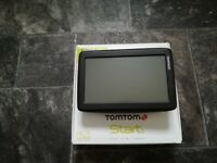 TomTom Start 25 5 Inch Sat Nav (Integrated Mount)