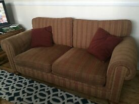 Three and four seater sofas Furniture village