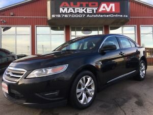 2010 Ford Taurus SEL, Leather, Alloys, WE APPROVE ALL CREDIT