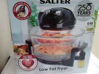 Salter Low Fat Fryer