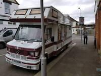 Mercedes 308d Chieftain 4 berth Campervan motorhome