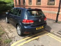 VW GOLF 1.4 TSI PETROL 6 GEAR SPEED