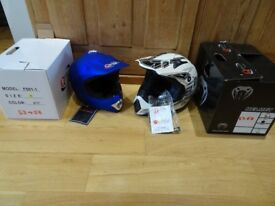 Helmets - Qtech - Moto X type