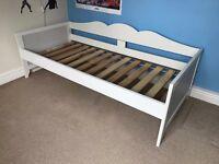IKEA Hensvik White Child's Bed