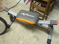 Ab Dance Abdominal Exercise Gym Machine
