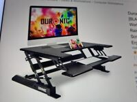 Duronic Sit-Stand Desk