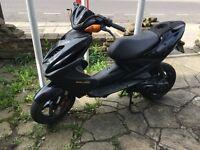 Yamaha aerox 50/70 road legal