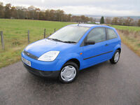Ford Fiesta 1.3 Finesse only 63,000 miles YEARS MOT £1,495 ono