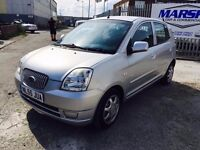2006 55 KIA PICANTO *** FULL 12 MONTH MOT *** ONLY £995 ***