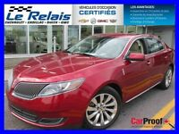 2014 Lincoln MKS AWD **CONDITION IMPECCABLE ***