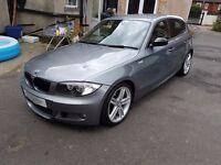 BMW 1 Series 118D 2.0 Diesel M Sport