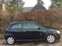 VAUXHALL CORA SXI 1.2 2005 **MOT EXPIRES MARCH 2018**