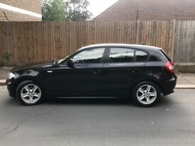 BMW 1 Series 116 with low mileage (2007)
