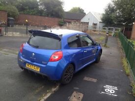 Clio sport f1 only 500 made