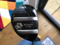 Cobra King F8 Hybrid 4 Golf Club