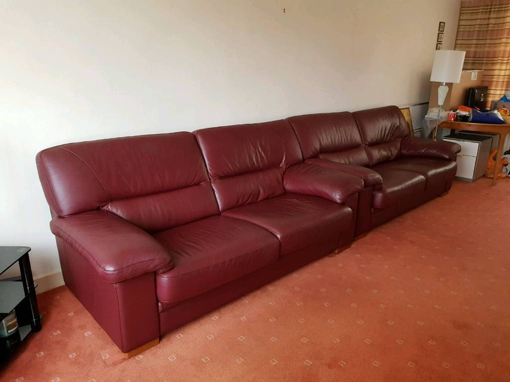 Two piece sofa for sale!