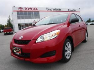 2014 Toyota Matrix Local 1 Owner\Accident Free