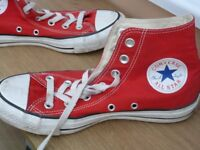 Converse Trainers/ Adidas trainers