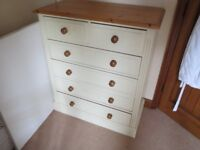 Chest of drawers (6 draws)
