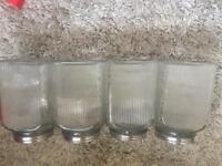 4 jars - new