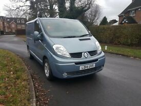 Renault trafic 2.0 sport Dci