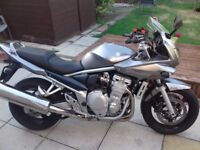 SUZUKI GSF 650SA K8 BANDIT IMMACULATE 14.000 MILES ONLY