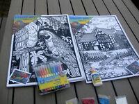Velvet Art kits