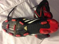 Adidas predator moulded boots size 10