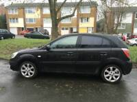 KIA RIO 1.5 CRDi Sport 5 Door Manual with Full Service History and 9 Months MOT - Only £30 Road Tax