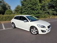 Volvo C30 - MUST GO QUICK GOING BACK TO UNI - 1.6 D2 R-Design Lux 2dr, Luxury Executive