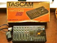 Vintage Tascam Porta 05 4 track Cassette Recorder mixer with DBX NR