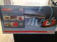 New and sealed Miele Complete C3 PowerLine Vacuum Cleaner