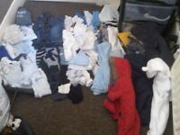 Boys 0-3 month bundle