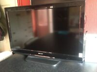 """32"""" tv with freeview"""