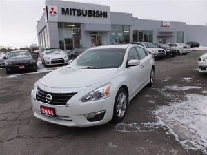 2014 Nissan Altima SL NAV-REAR CAMERA LEATHER ROOF