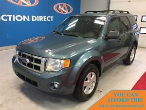 2011 Ford Escape XLT Automatic 3.0L
