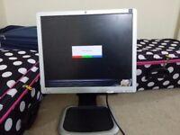 HP 19 inch Monitor Free