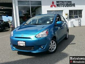 2015 Mitsubishi Mirage SE; $87 B/W WITH 0 DOWN!