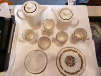 Poole coffee & tea set